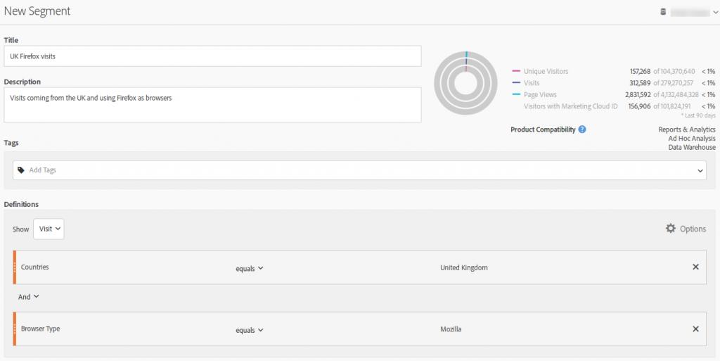 adobe analytics segment example